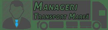 Manageri Transport Marfă (persoană desemnată)